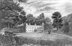 Great Barr Hall early 1800's